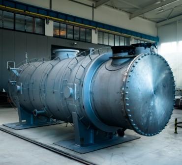 Produkcja aparatury przemysłowej