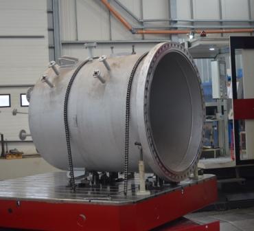 Modernizacje i naparawy urządzeń ciśnieniowych