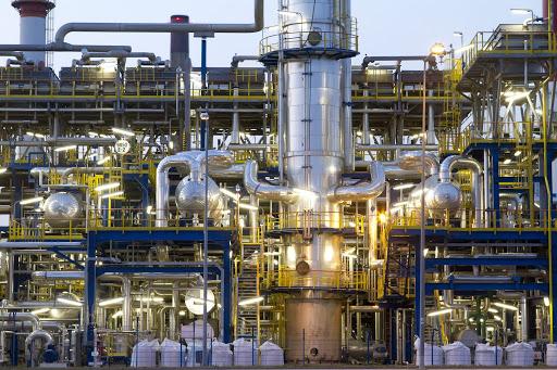 Przemysł petrochemiczny